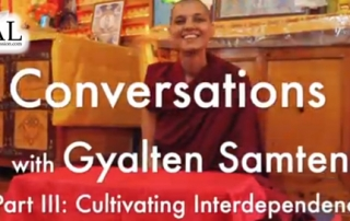 Conversations with Gyalten-3