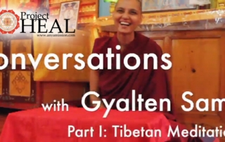 Conversations with Gyalten