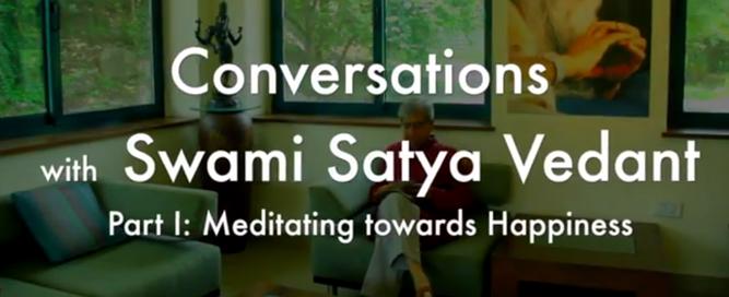 Swami Satya Vedant